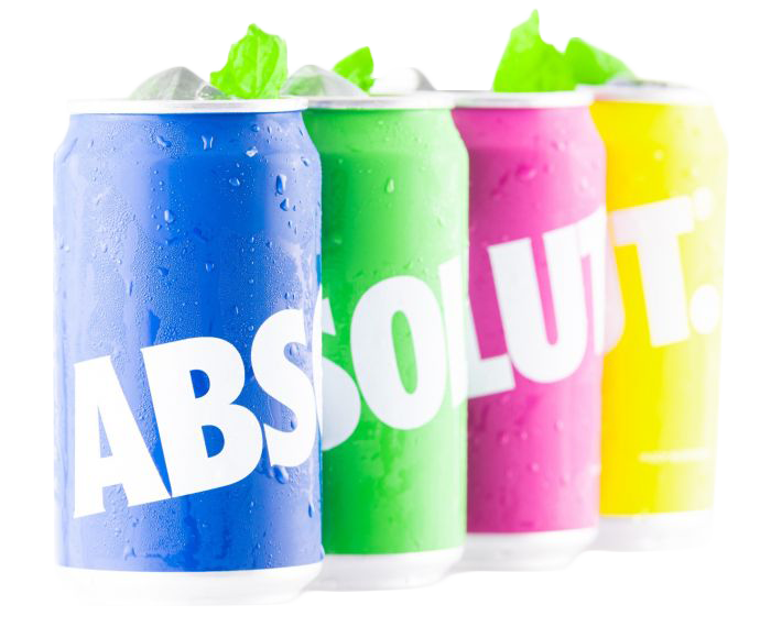 Absolut Cans